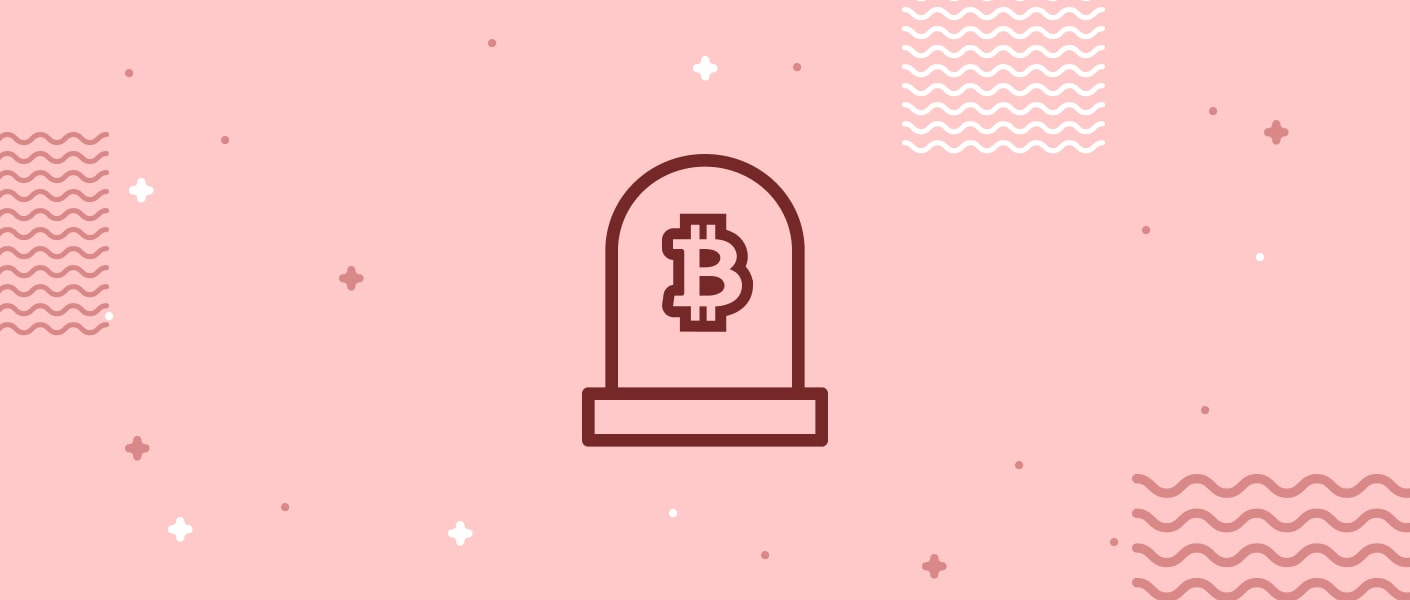 Hero Image for Article: What Happens to Your Bitcoin When You Die?